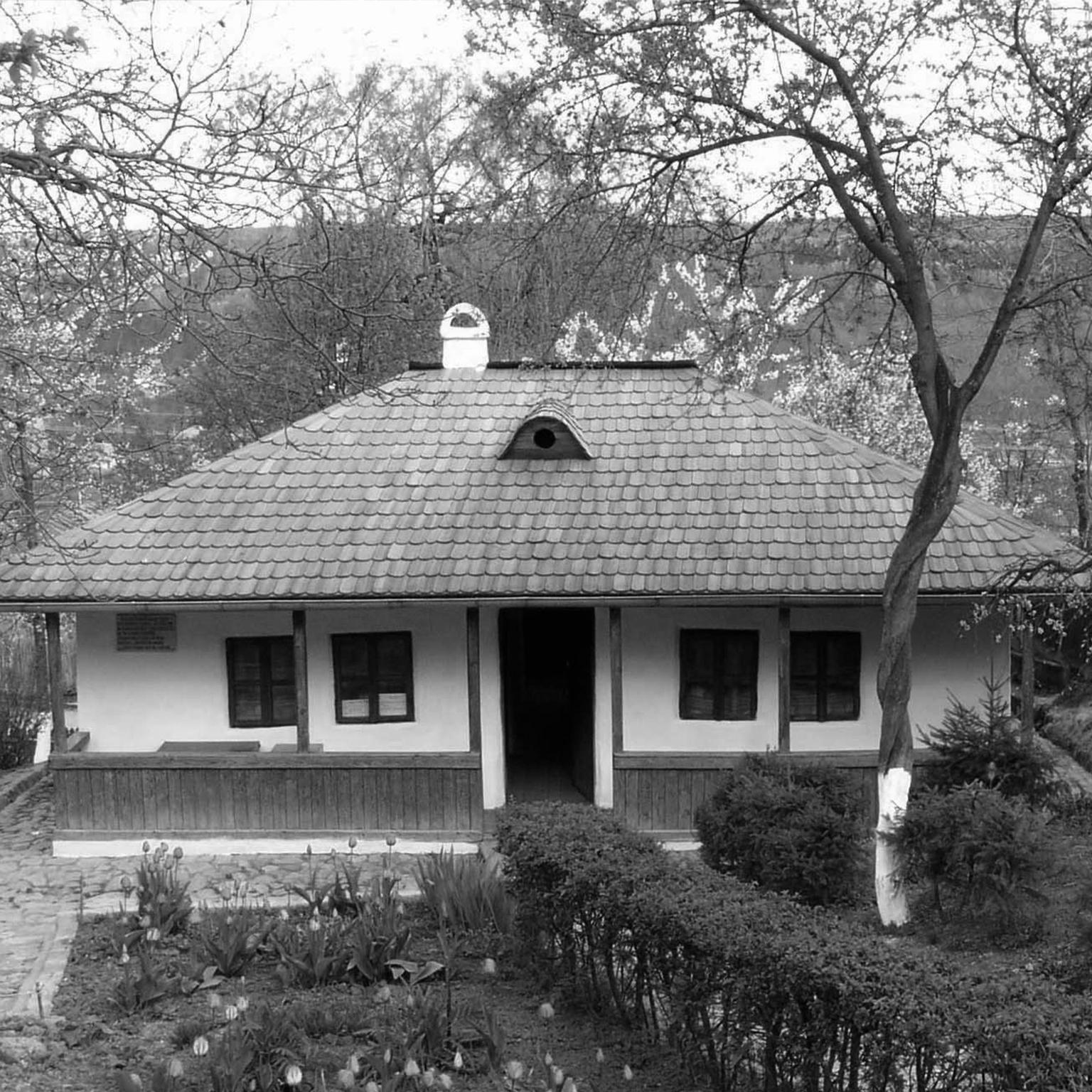 """Muzeul """"Ion Creangă"""" (Bojdeuca) Iași"""